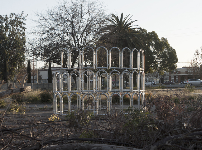 "Shannon Wright ""Folly (Colosseum Of Rome) NYC"